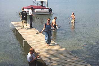 Pier Removal 9-28-2002